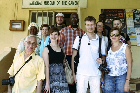 Gambia welcomes Russian media group